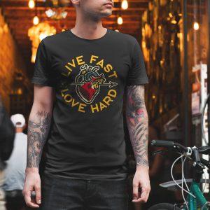 GLxCB Tshirt Man